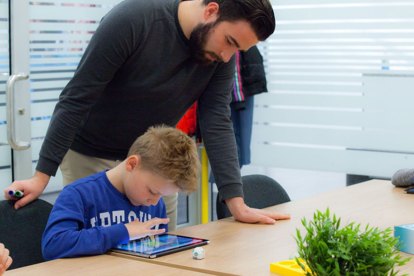 robotika u službi obrazovanja